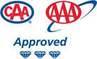 AAA/CAA Approved